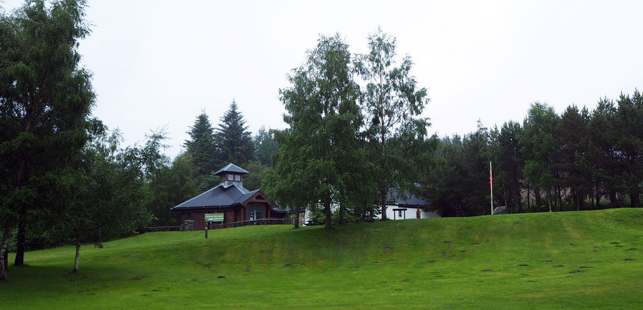 Glenmore Visitor Centre Cairngorms