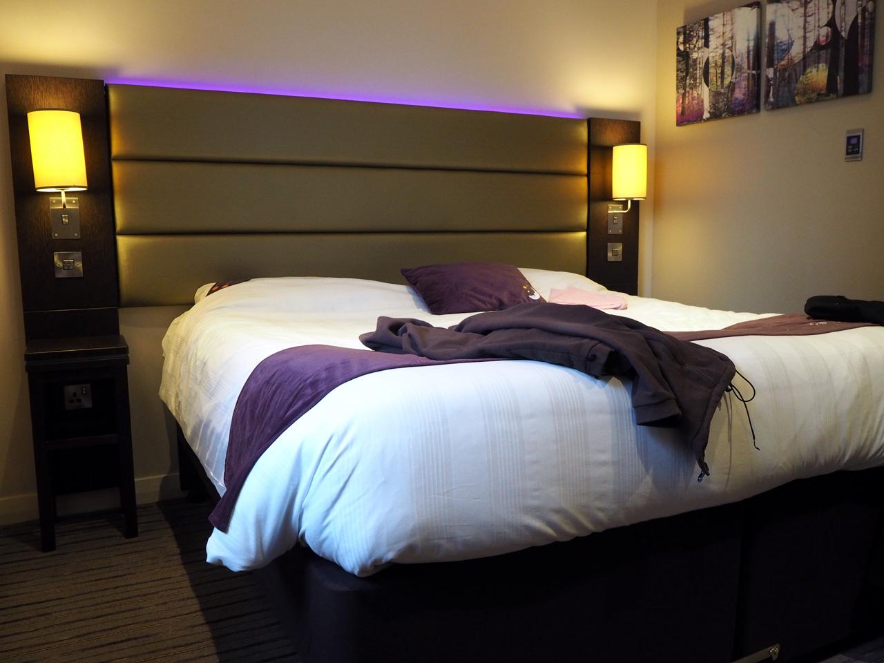 hotelkamer in The Premier Inn