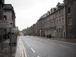 een korte verkenning van Aberdeen centrum