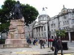 het centrum van Aberdeen