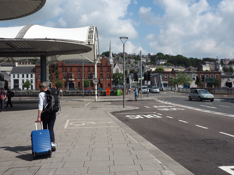Central busstation Cork