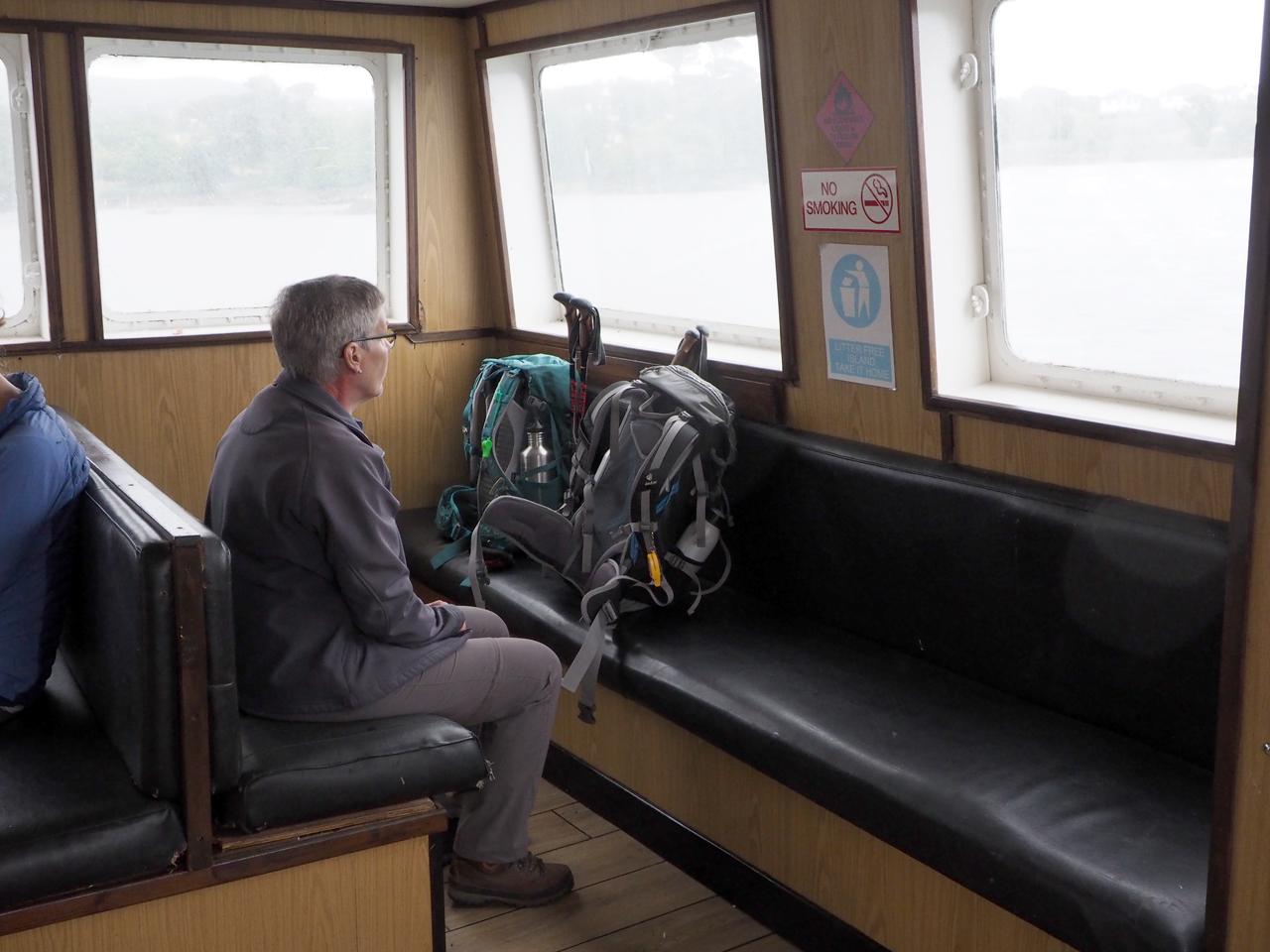 de Ferry naar Bere Island