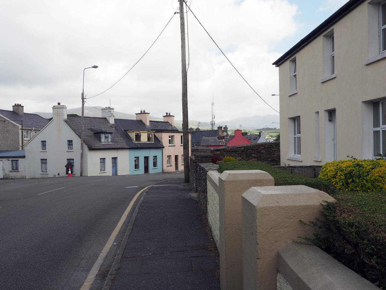terug in Castletownbere