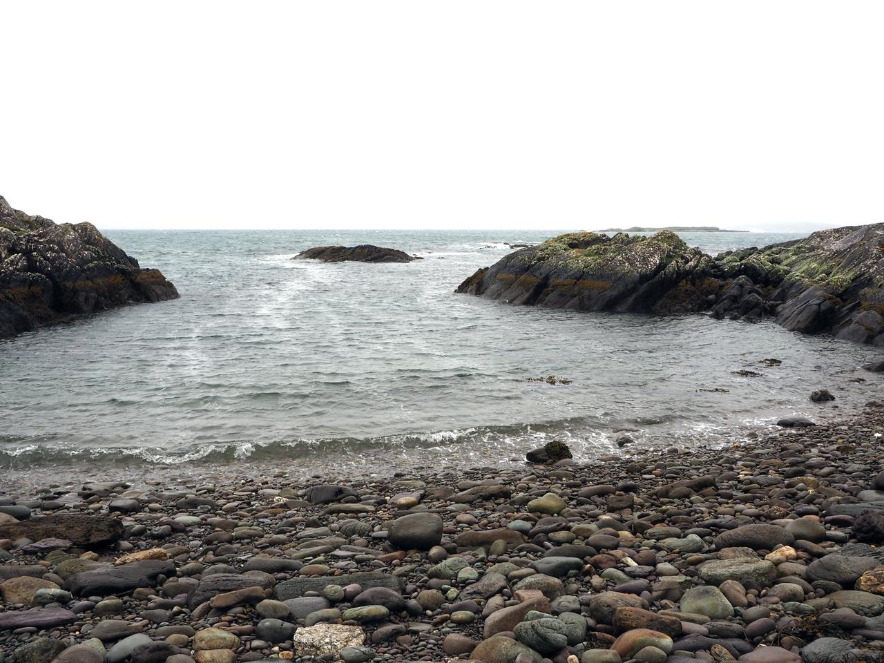 grindstrandje Coulagh Bay