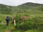 beklimming van de Knockagarrane