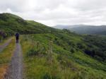 prachtige afdaling in de Dromoghtyriver vallei