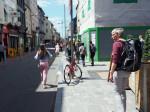 mooie winkelstraten en veel Ierse muziek in Cork
