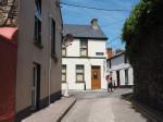 in het oude centrum van Cork